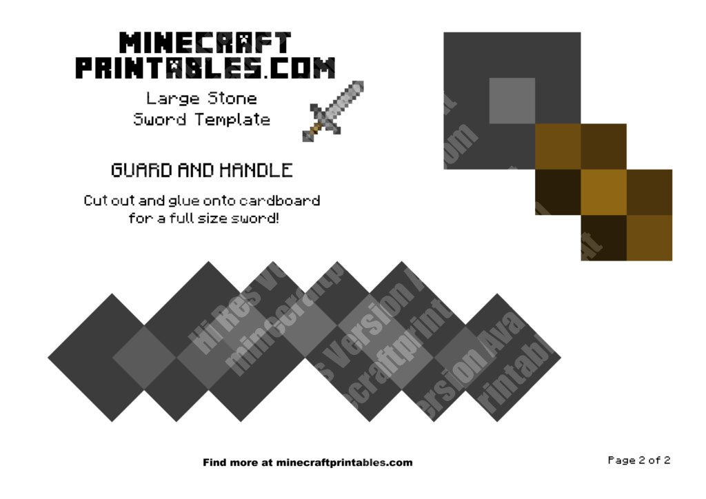 minecraft-printable-papercraft-stone-sword_large_2