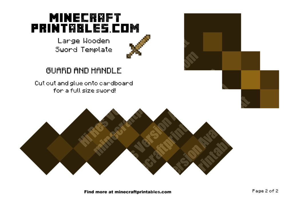 minecraft-printable-papercraft-wooden-sword_large_2