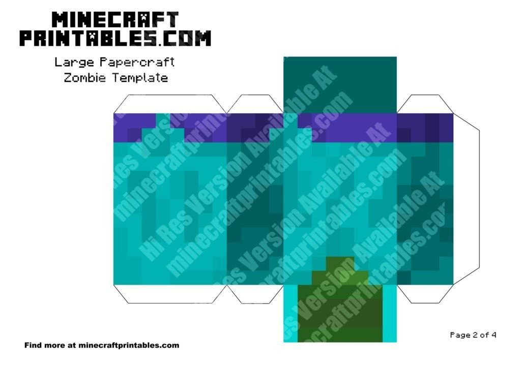 minecraft-printable-papercraft-zombie_large_2