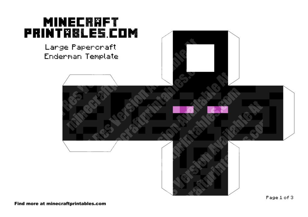 minecraft-printable-papercraft-enderman_large_1