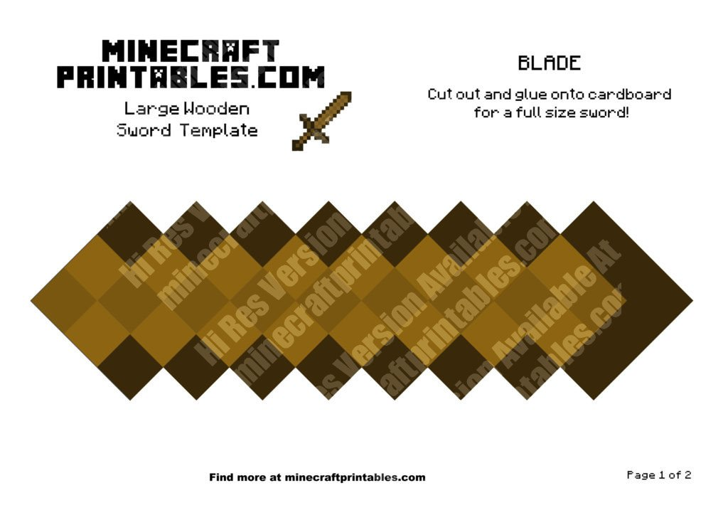 minecraft-printable-papercraft-wooden-sword_large_1