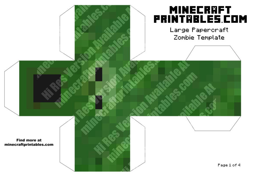 minecraft-printable-papercraft-zombie_large_1