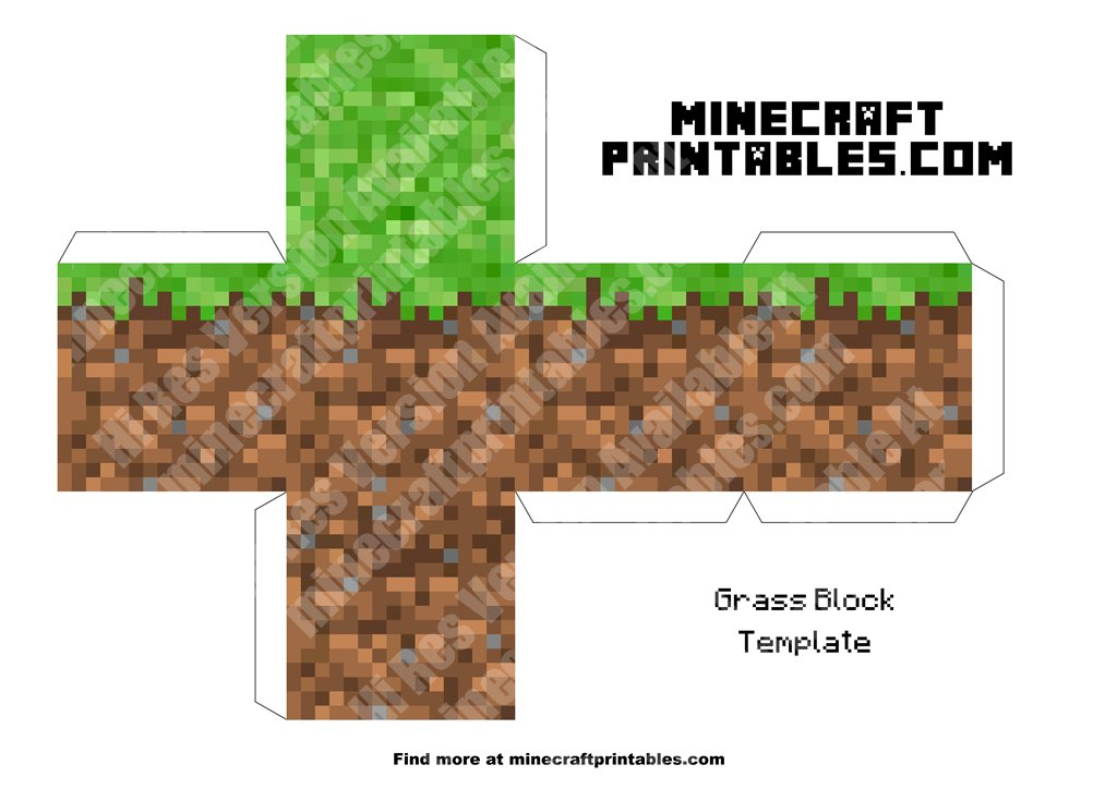 Minecraft Printable Free Coloring Pages